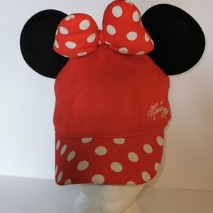 🦄 2 for $30 💘 Disney Minnie Mouse Hat